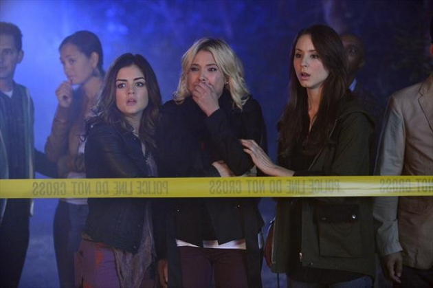 Pretty Little Liars Summer Finale Scene