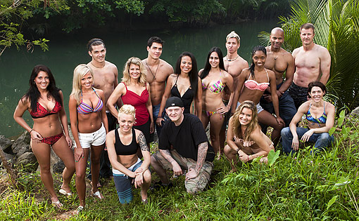 Survivor: Philippines Cast