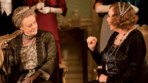 Dowager Countess vs. Martha Levinson