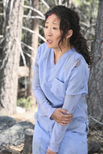 Yang in Shock