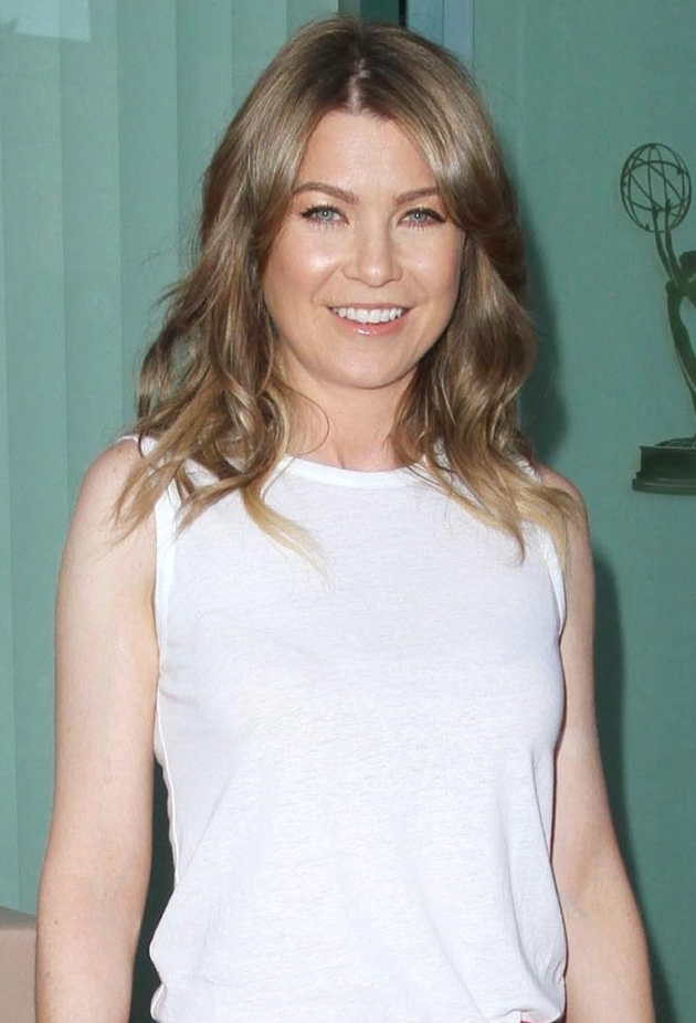 Ellen Pompeo of Grey's Anatomy