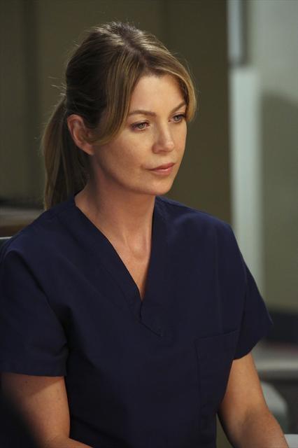 Shades of Meredith Grey