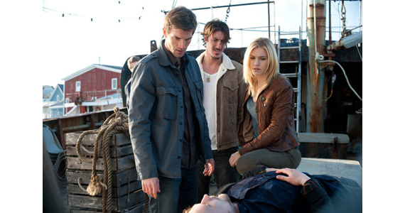 Haven Cast Pic