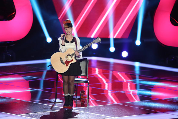 Melanie Martinez's Blind Audition