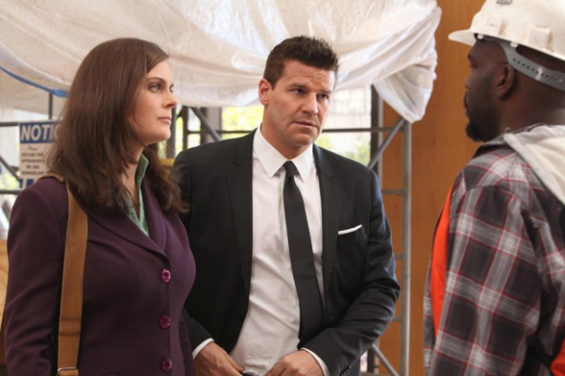 Agent Booth, Dr. Brennan