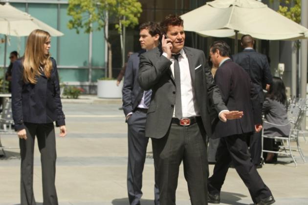 Agent Booth, FBI