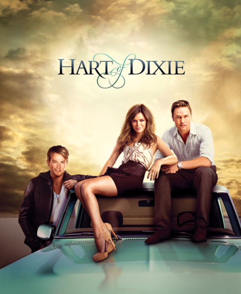 Hart of Dixie Season 2 Poster