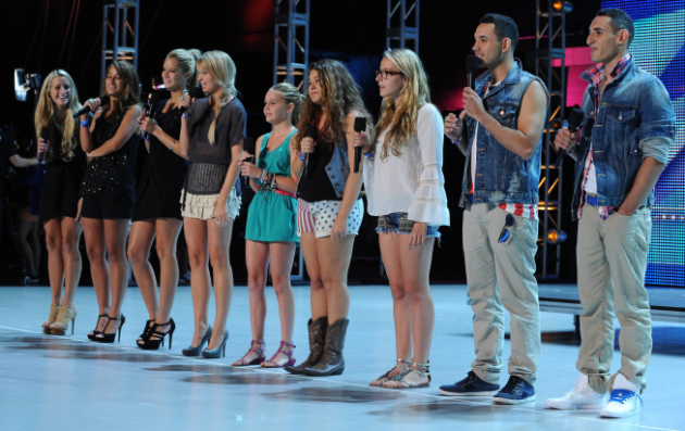 The X Factor Boot Camp #2
