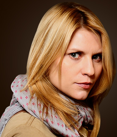 Carrie Mathison Photograph