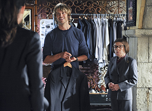 Deeks and Lange