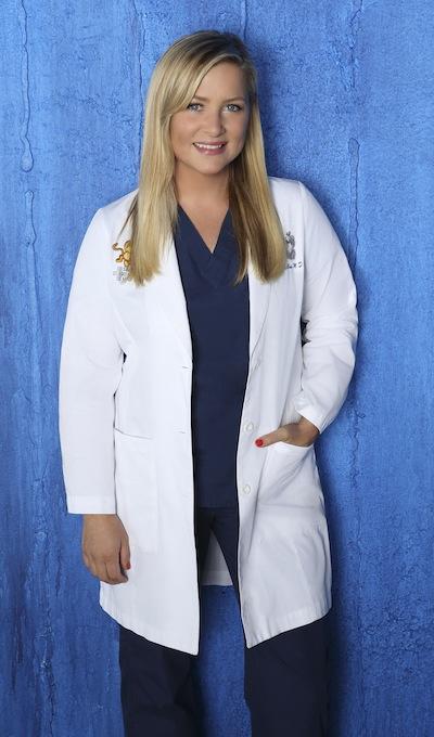 Jessica Capshaw as Dr. Arizona Robbins