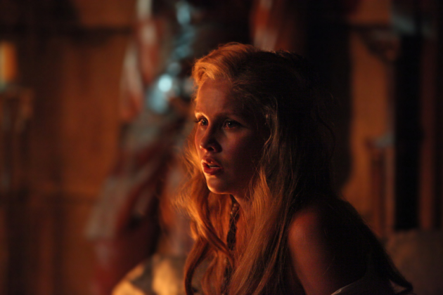 Rebekah Flashback