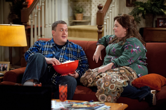 Mike & Molly's Baby Talk