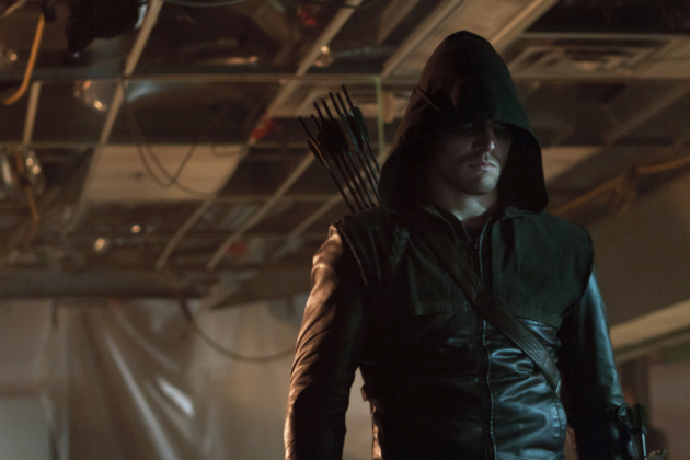 Shot of Arrow