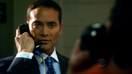 Wo Fat on Hawaii Five-0
