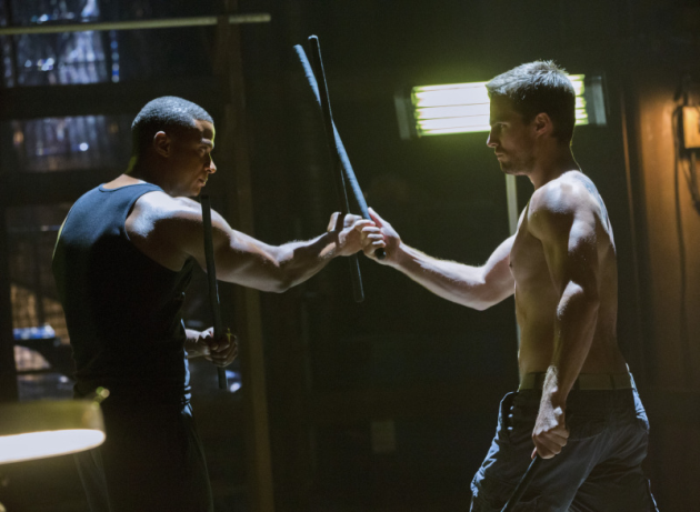 Diggle vs. Arrow