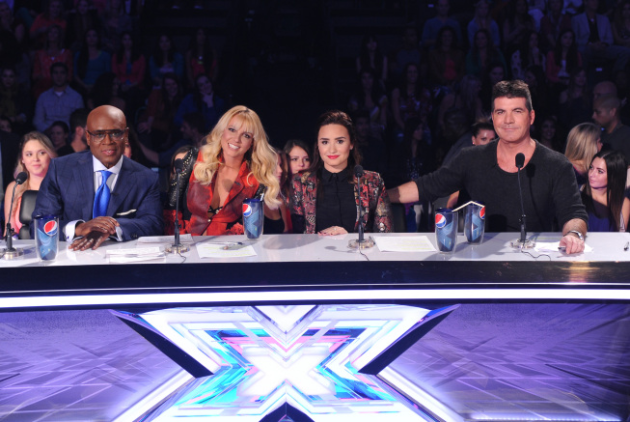 The X Factor Quartet