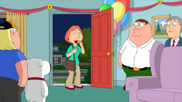 Lois' Birthday