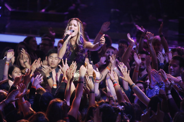 Cassadee Pope Top 12