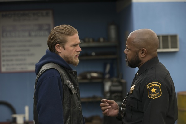Sons of Anarchy Season 5 Finale Scene