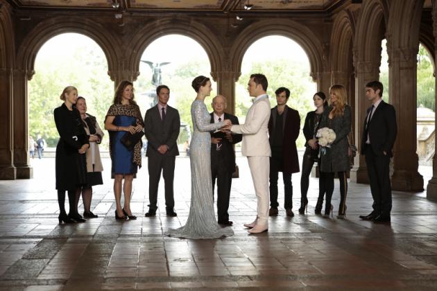 Chuck and Blair Wedding