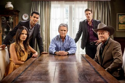 Dallas Cast Image