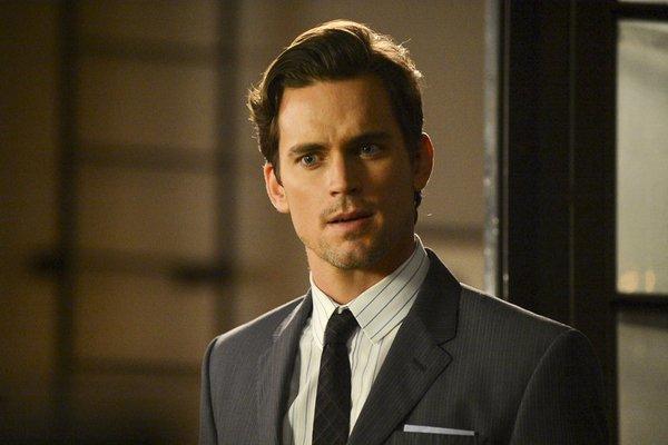 Neal Caffrey Close Up