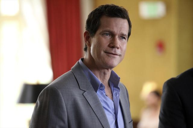 Dylan Walsh on Revenge Photo