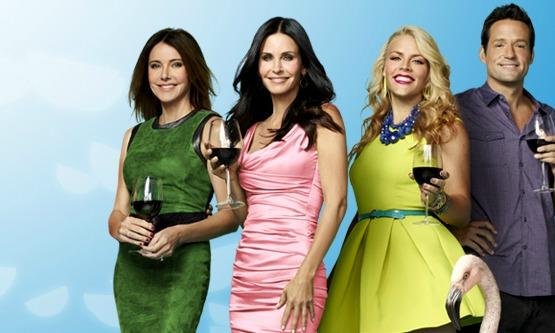 Cougar Town Cast Pic