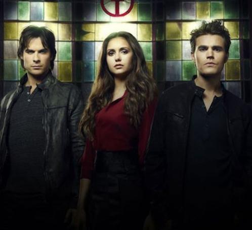 Vampire Diaries Stars
