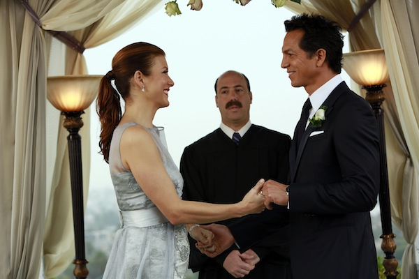 Addison at the Altar