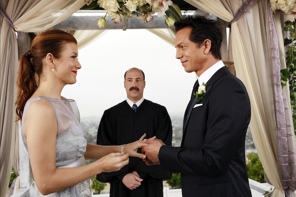 Private Practice Bride and Groom