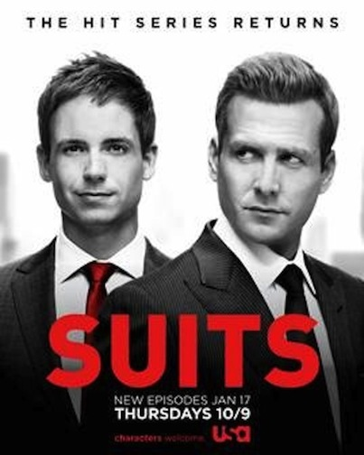 Suits Season 2.5 Poster