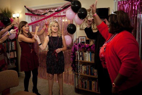 Leslie's Bachelorette Party