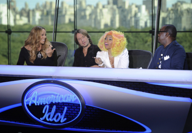 Idol Judging Team