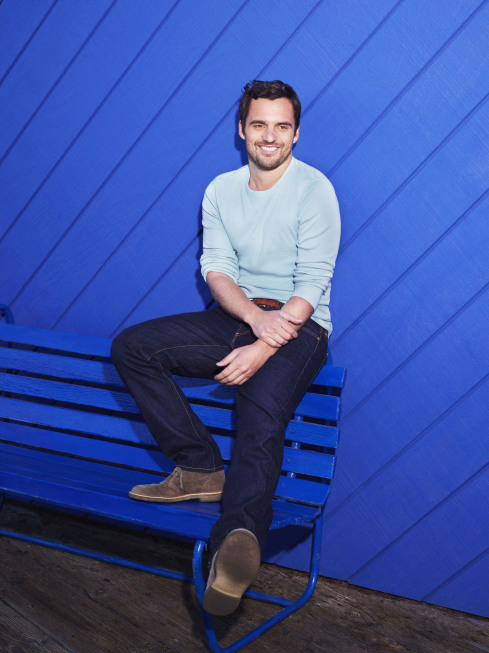 Jake Johnson Promo Pic