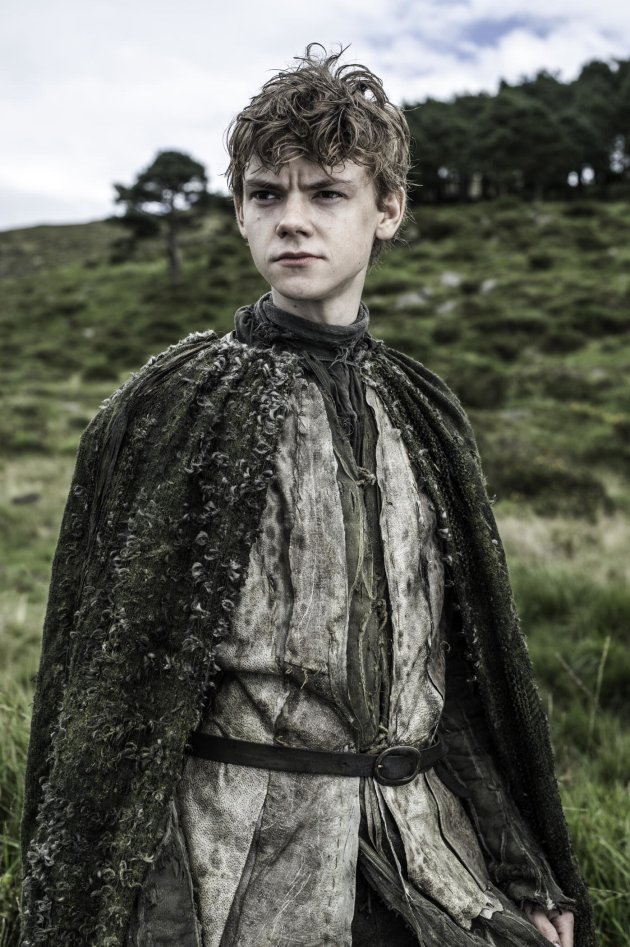 Thomas Brodie Sangster as Jojen Reed