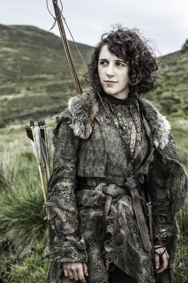 Ellie Kendrick as Meera Reed