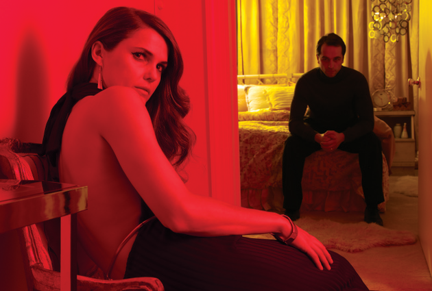 The Americans Promo Art