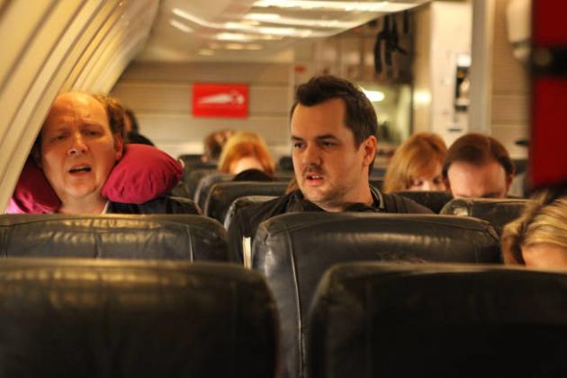 Jim's Contentious Flight