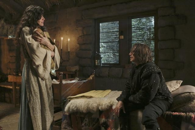Rumplestiltskin and Family