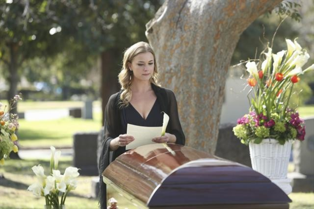 Amanda's Funeral