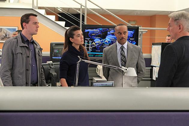 Vance, Gibbs, Ziva and Tim