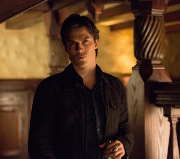 Hot Damon Salvatore