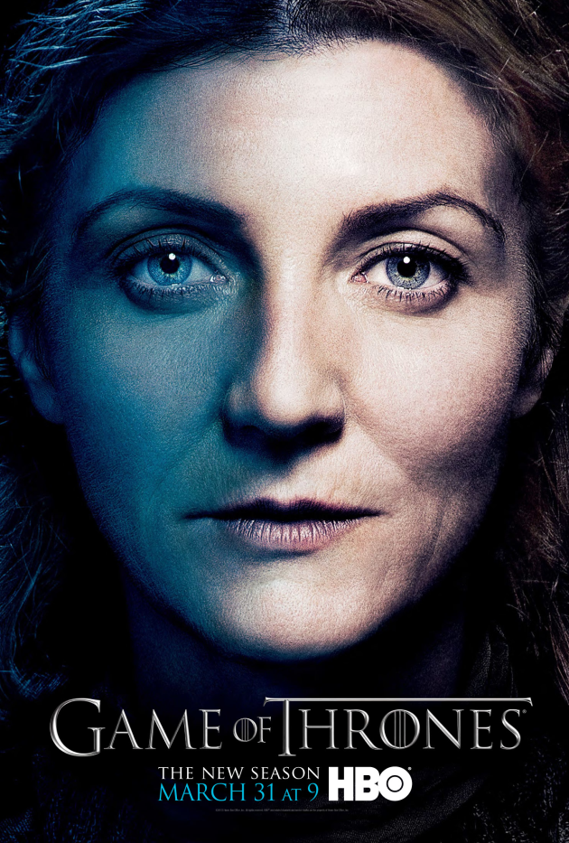 Catelyn Stark Poster