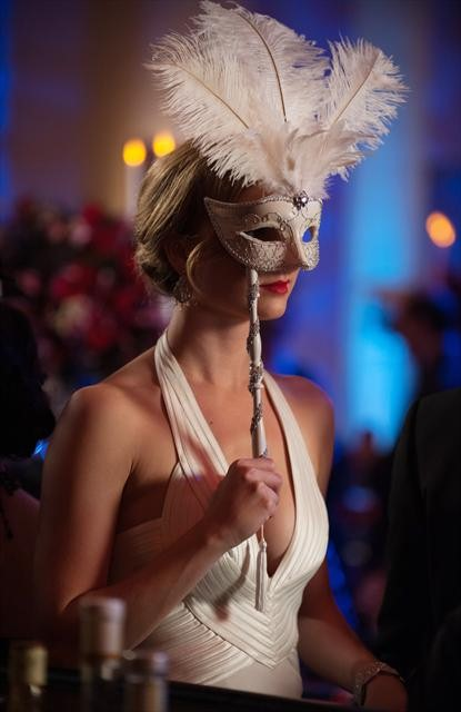 Hottest Masquerade Ball Ever