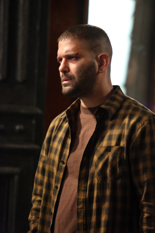 Guillermo Diaz is Huck