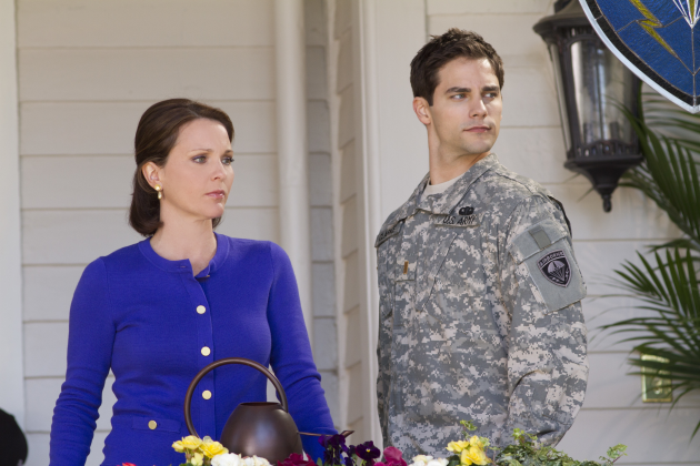 Army Wives Exclusive: Brant Daugherty on Cast Changes ...