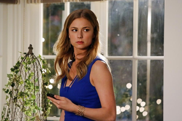 Emily Thorne Stare
