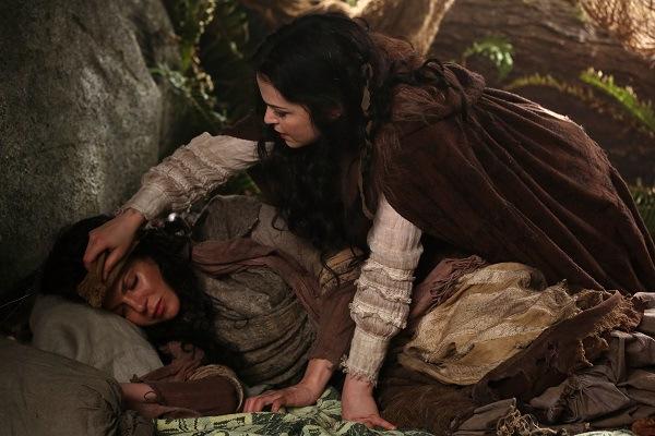 Snow White with Regina